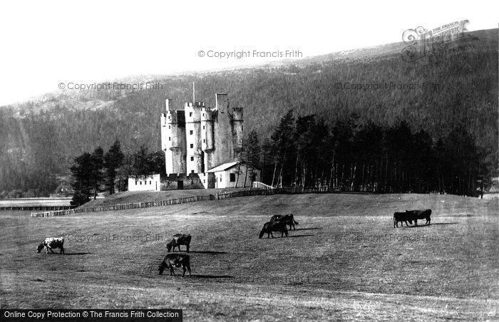 Braemar, Castle c.1890