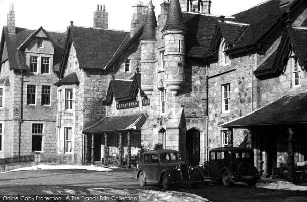 Photo of Braemar, Invercauld Arms Hotel 1930