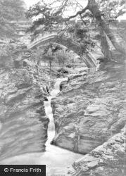Braemar, Lin Of Dee c.1930