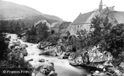 Mill On The Cluny 1890, Braemar