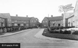 Brafferton, Manor Drive c.1955
