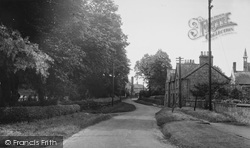 Brafferton, The Village c.1955