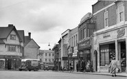 Braintree, Bank Street 1961