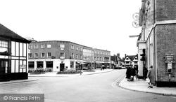 Braintree, Bank Street c.1965