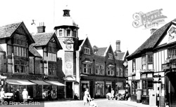Braintree, Bocking End c.1955
