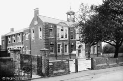 Braintree, County High School 1907