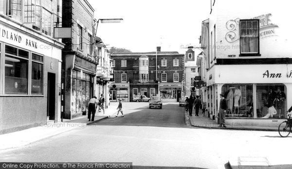 Braintree, Great Square c.1960