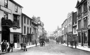 Braintree, High Street 1900