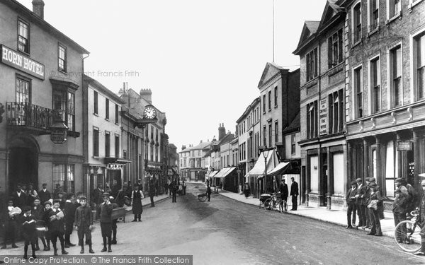 Photo of Braintree, High Street 1906, ref. 55533