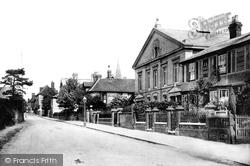 Braintree, London Road 1901