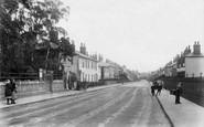 Braintree, Manor Street 1906