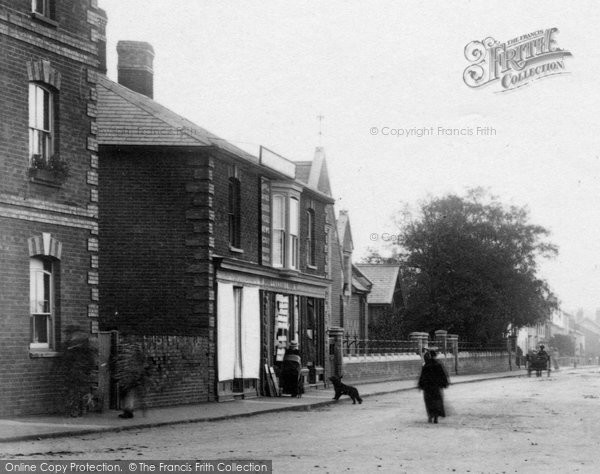 Braintree, Market Place 1903