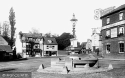 Braintree, Market Square 1900
