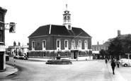 Braintree, Market Square c.1960