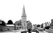 Braintree, Parish Church Of St Michael c.1965