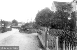 Braintree, Polly's Hill 1902