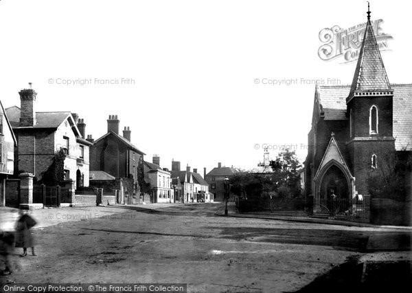 Braintree, Rayne Road 1900