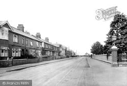 Braintree, Rayne Road 1923