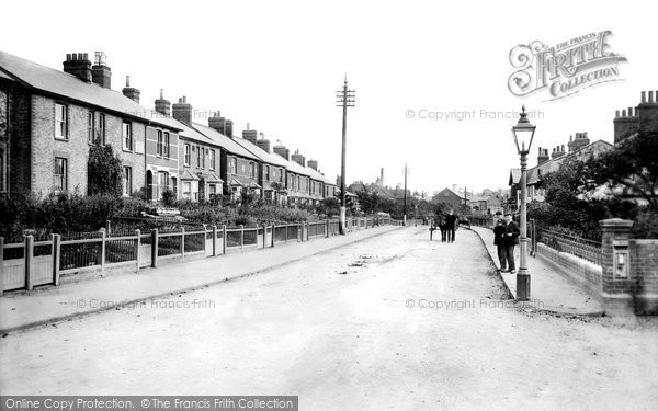 Braintree, South Street 1909