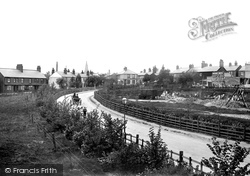 Braintree, Station Road 1907