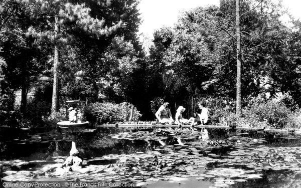 Braintree, The Gardens c.1960