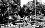 Braintree, The Gardens c.1960
