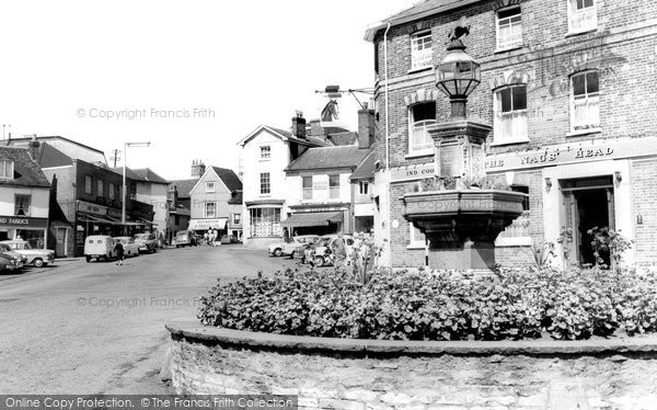 Braintree, The Market Square c.1960