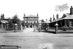 Braintree, The Union Workhouse 1923