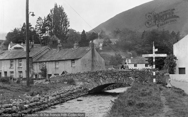 Braithwaite, Bridge c.1955