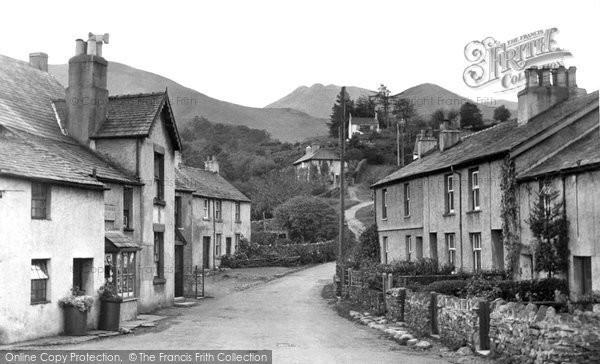 Braithwaite, Village c.1955