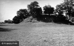 Castle Motte 1950, Bramber