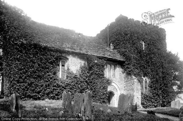 Bramber, Church Of St Nicholas 1890