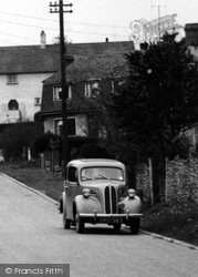 Bramber, Ford Anglia c.1950