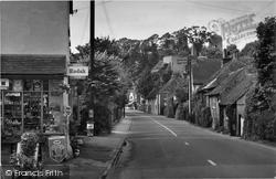 Bramber, High Street c.1958
