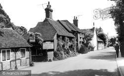 Bramber, Lavender Cottage c.1960
