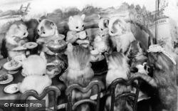 Bramber, Museum, The Kittens Tea Party c.1930