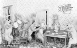Bramber, Museum, The Squirrels Club, Playing Cards c.1930