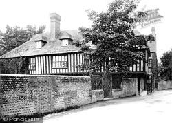 Bramber, St Mary's c.1930
