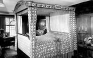 Bramber, St Mary's, The End Bedchamber, c.1960