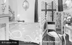 Bramber, St Mary's, The French Bedchamber c.1960