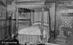 St Mary's, The King's Bedchamber c.1960, Bramber