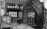 Bramber, St Mary's, Upper Hallway c.1955