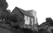 Bramber, St Nicholas' Church c.1955