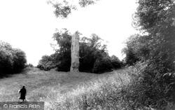 Bramber, The Castle c.1965
