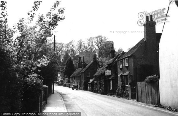 Bramber, The Village c.1955
