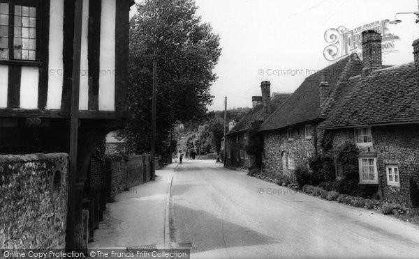 Bramber, Village c.1955