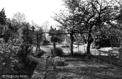 Bramber, Yew Tree Gardens c.1955