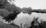 Bramerton, The River Yare c.1955