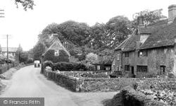 Bramerton, The Village Street 1953