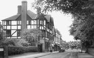 Bramhall, The Village c.1955